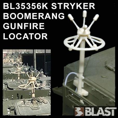 BL35356K - STRYKER BOOMERANG GUNFIRE LOCATOR