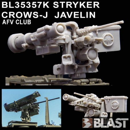 BL35357K - STRYKER CROWS-J RWS - JAVELIN - AFV CLUB