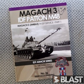 DEP26 - MAGACH 3 IDF PATTON M48/48A1/48A2C/A3 - PART 1