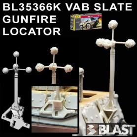 BL35366K - VAB SLATE GUNFIRE LOCATOR - HELLER