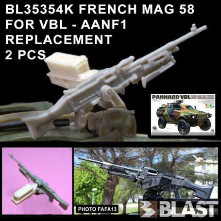 BL35354K - MAG 58 FOR VBL - AANF1 REPLACEMENT - 2 PCS