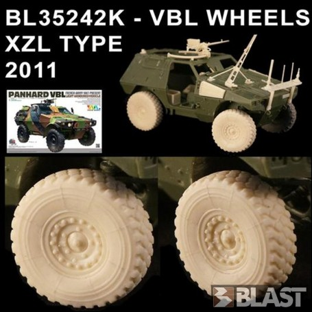 BL35242K - VBL WHEELS XZL TYPE + 2011