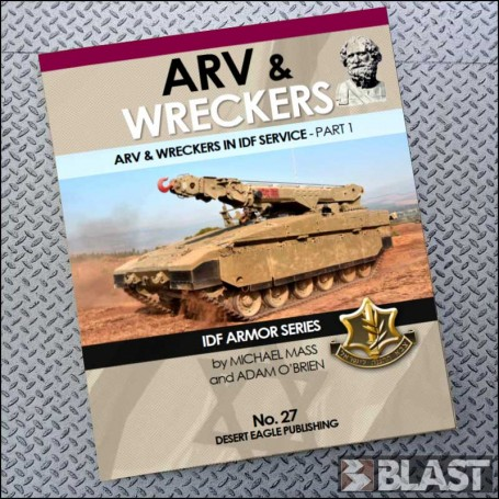 DEP27 - ARV & WRECKERS IN IDF - PART 1
