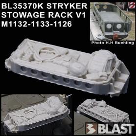 BL35370K - STRYKER STOWAGE RACK V1 - M1132-1133-1126