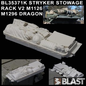 BL35371K - STRYKER STOWAGE RACK V2 - M1126-M1296 DRAGON