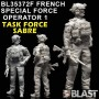 BL35372F - FRENCH SPECIAL FORCE OPERATOR 1 - TASK FORCE SABRE