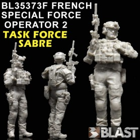 BL35373F - FRENCH SPECIAL FORCE OPERATOR 2 - TASK FORCE SABRE