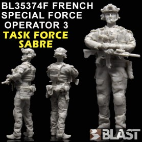 BL35374F - FRENCH SPECIAL FORCE OPERATOR 3 - TASK FORCE SABRE