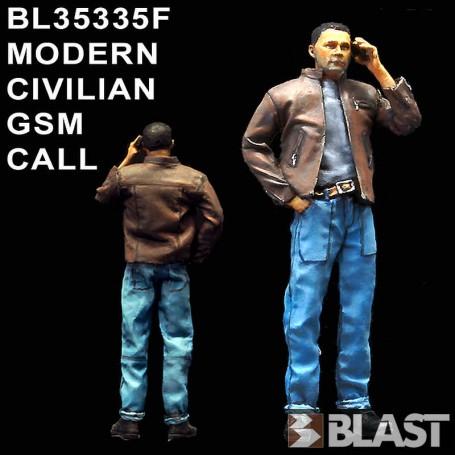 BL35335F - MODERN CIVILIAN - GSM CALL