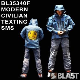 BL35340F - MODERN CIVILIAN - SMS TEXTING