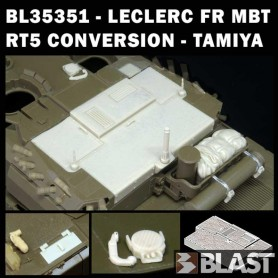 BL35351K - LECLERC CONVERSION RT5 KOSOVO - TAMIYA