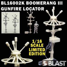 BL16002K BOOMERANG III GUNFIRE LOCATOR - LIMITED EDITION