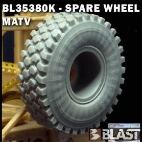 BL35380K - SPARE WHEEL M-ATV
