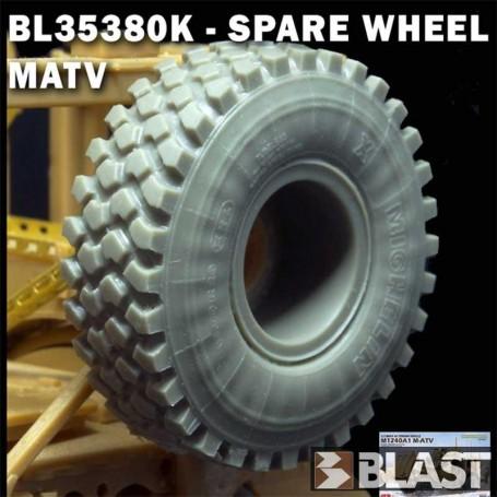 BL35380K - SPARE WHEEL MATV