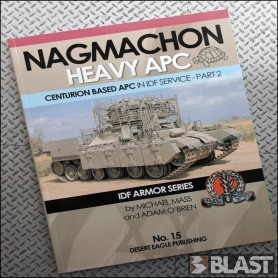 DEP15 - IDF NAGMACHON HEAVY APC - PART 2