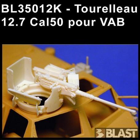 BL35012K - TOURELLEAU 12.7 POUR VAB - RT 10/2018