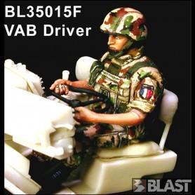 BL35015F - CONDUCTEUR POUR VAB