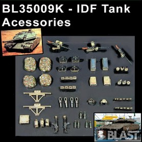 BL35009K - IDF TANK ACCESSORIES