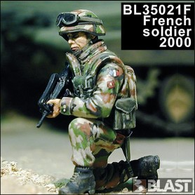 BL35021F - FRENCH SOLDIER 2000