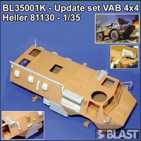BL35001K - SET DE DETAILS POUR VAB 4X4