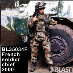 BL35034F - CHEF DE GROUPE FRANCE 2003*