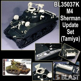 BL35037K - SHERMAN M4A3 UPDATE SET - RT 10/2018