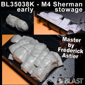 BL35038K - M4 SHERMAN EARLY ACCESSORIES*