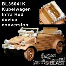BL35041K - KUBELWAGEN INFRA RED DEVICE CONVERSION