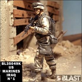 BL35049F - US MARINE - OIF*
