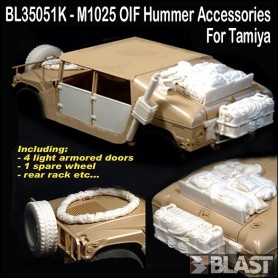 BL35051K - OIF HUMMER ACCESSORIES