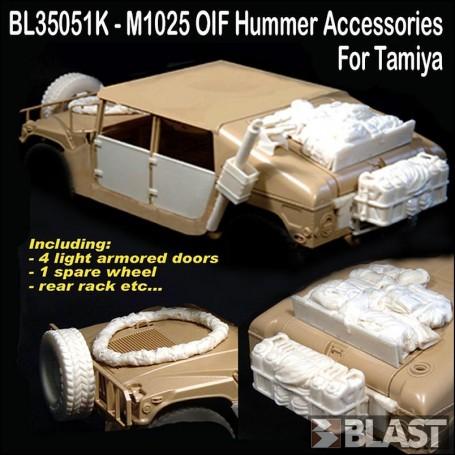 BL35051K - OIF HUMMER ACCESSORIES