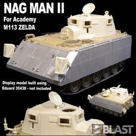BL35053K - IDF NAG MAN II / ACADEMY ZELDA - EDITION 10/2018
