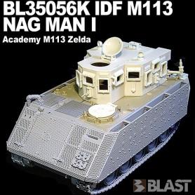 BL35056K - IDF M113 NAG MAN 1 PATROL APC / CONV ACAD - EDITION 10/2018