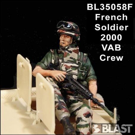 BL35058F - FANTASSIN ASSIS - FRANCE 2000