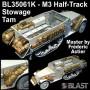 BL35061K - M3 HALF TRACK STOWAGE
