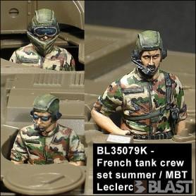 BL35079F - EQUIPAGE LECLERC - ETE /  MBT LECLERC*