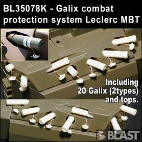 BL35078K - GALIX COMBAT PROTECTION SYSTEM - MBT LECLERC