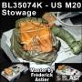 BL35074K - US M20 STOWAGE