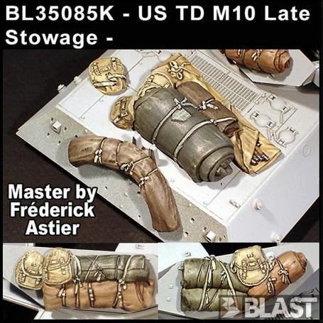 BL35085K - US TD M10 STOWAGE II