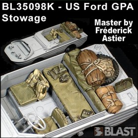 BL35098K - US FORD GPA STOWAGE
