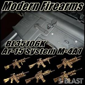 BL35106K - AR-15 SYSTEM - M-4A1 RAS OIF - 6 RIFLES