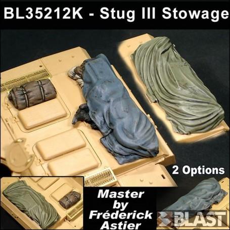 BL35112K - STOWAGE SET STUG III - VOL 2