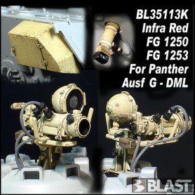 BL35113K - INFRA RED SET FOR PANTHER G LATE