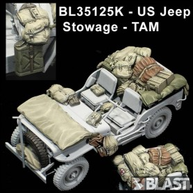 BL35125K - US JEEP STOWAGE - TAM