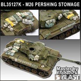 BL35127K - US M26 PERSHING STOWAGE