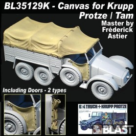 BL35129K - CANVAS FOR KRUPP PROTZE / TAM
