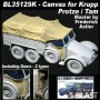 BL35129K - CANVAS FOR KRUPP PROTZE / TAM
