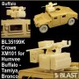 BL35199K - US CROWS XM101 FOR M1114 HUMVEE AND BUFFALO - BRO