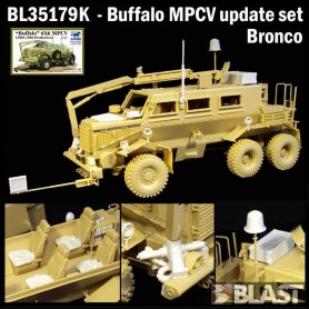 BL35179K - US BUFFALO MPCV UPDATE SET - BRONCO - RT 07/19