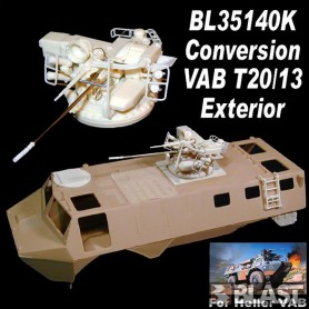 BL35140K - CONVERSION VAB T20/13 -EXTERIEUR - EDITION 04/2021